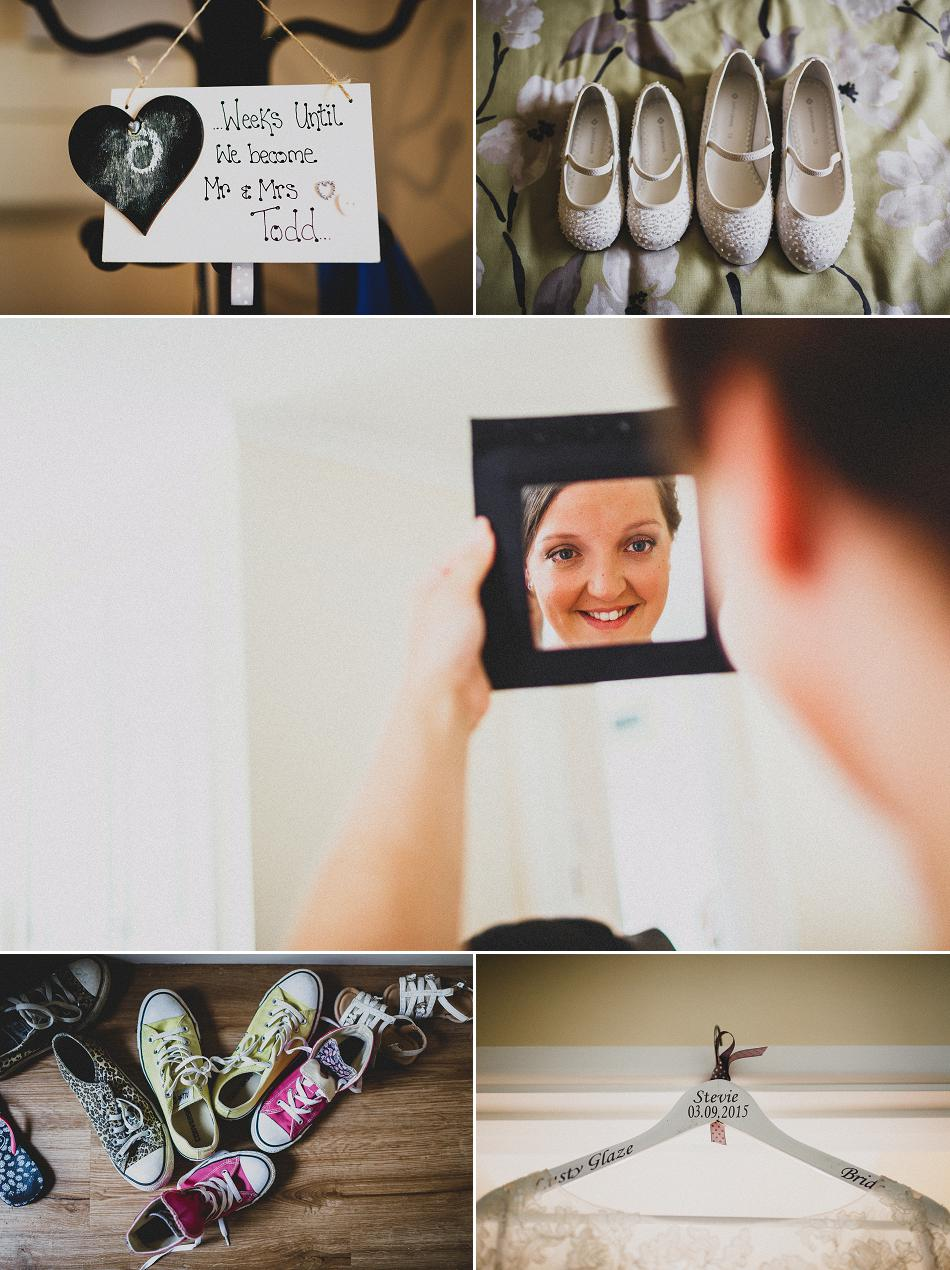 lusty glaze wedding photos