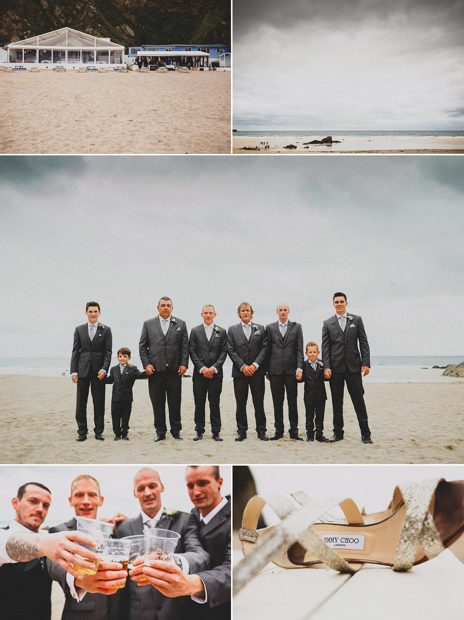 beach weddings UK
