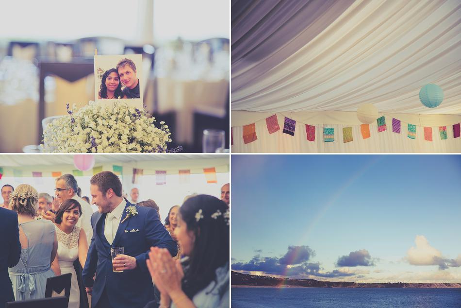 beach weddings wales
