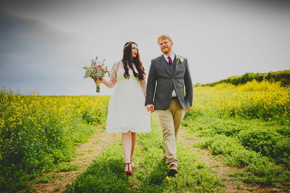 Wedding at Rosedew Farm