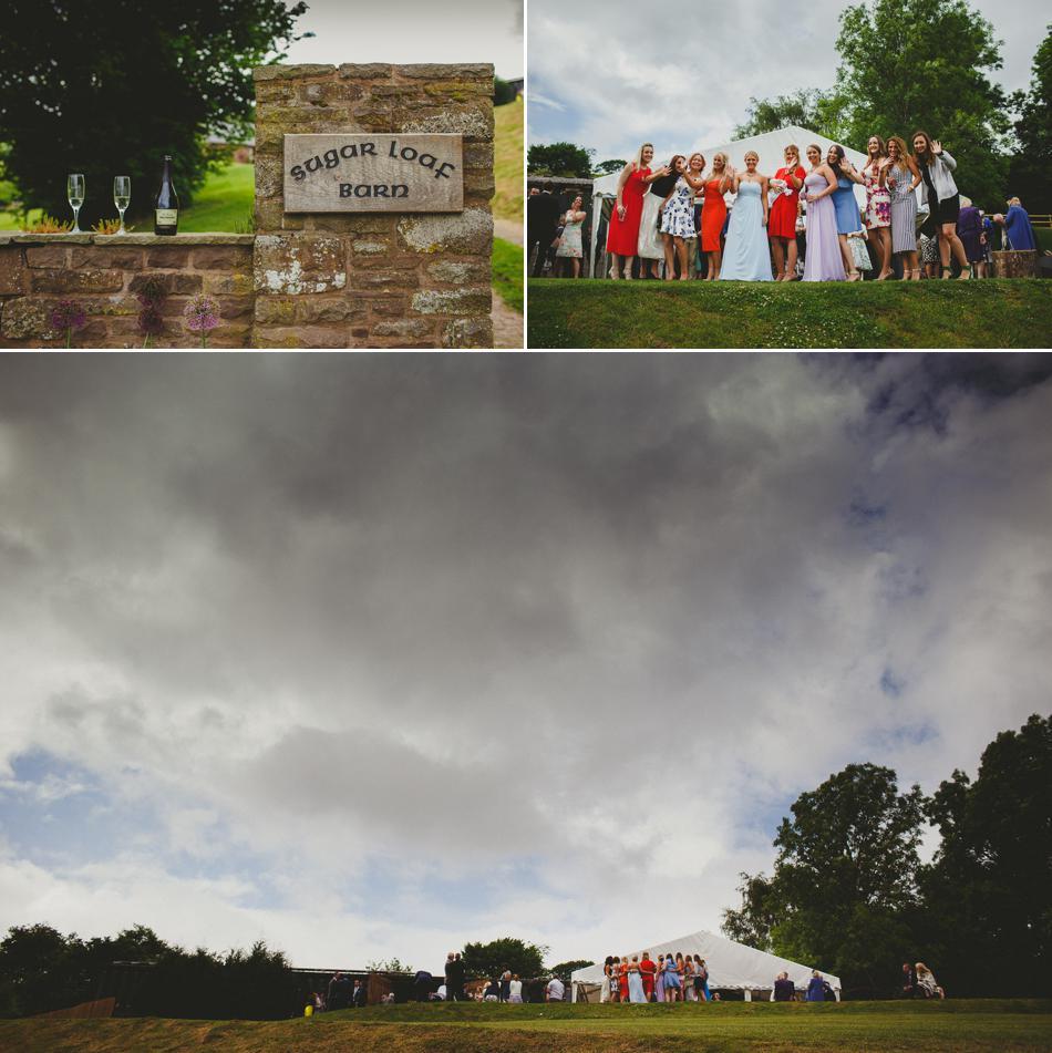 barn wedding venues wales