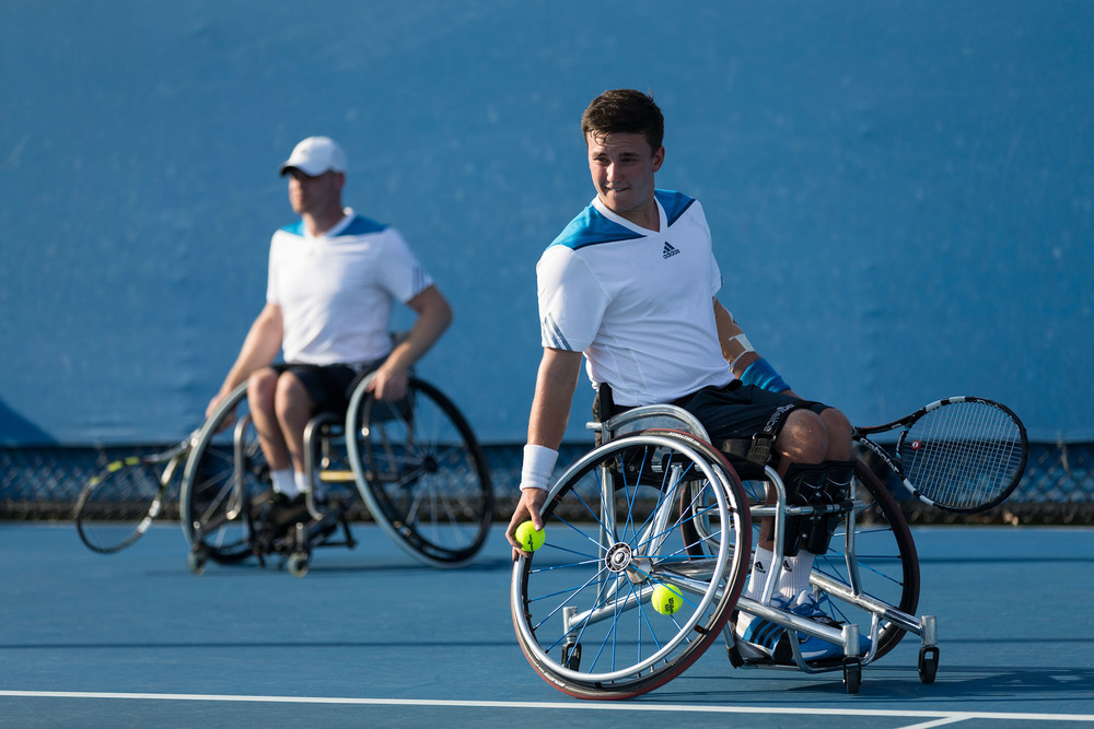 AustralianOpen Wheelchair Championships 2014 Jason lockett 01.jpg