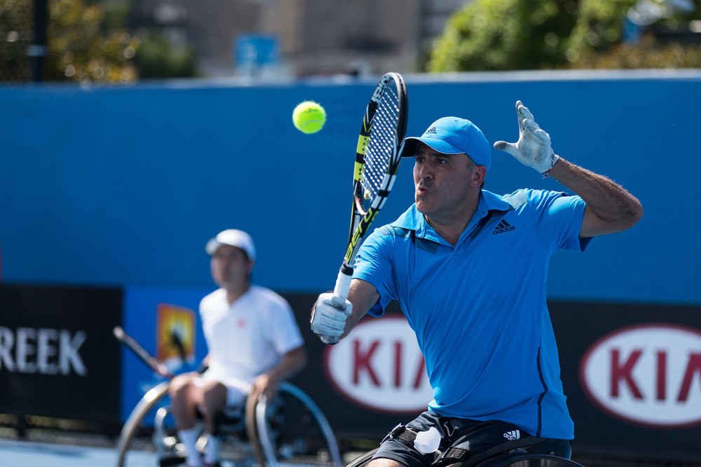 AustralianOpen Wheelchair Championships 2014 Jason lockett 03.jpg