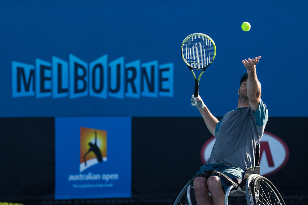 AustralianOpen Wheelchair Championships 2014 Jason lockett 06.jpg