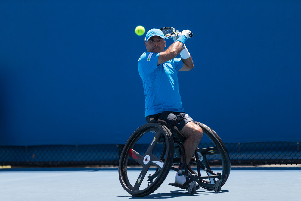 AustralianOpen Wheelchair Championships 2014 Jason lockett 08.jpg