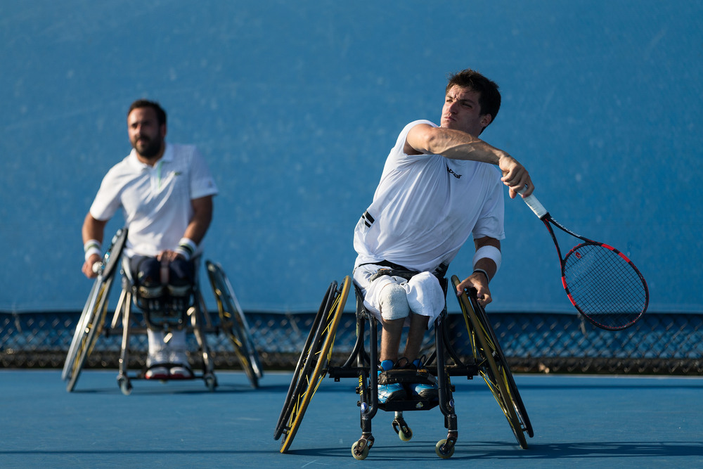 AustralianOpen Wheelchair Championships 2014 Jason lockett 09.jpg