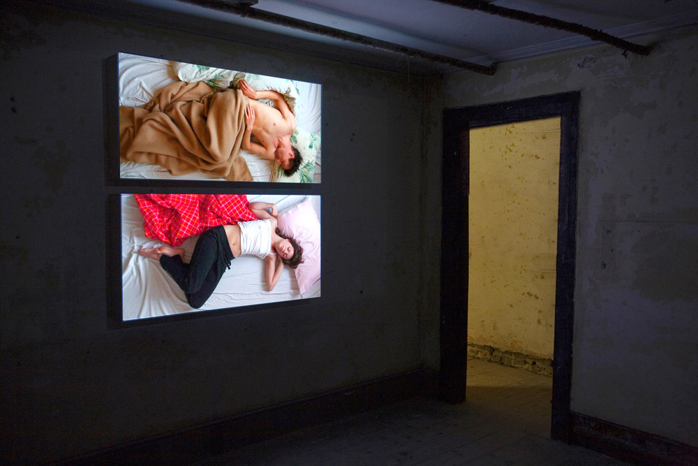 'The Lovers', 2008 at V22 Project Space, London