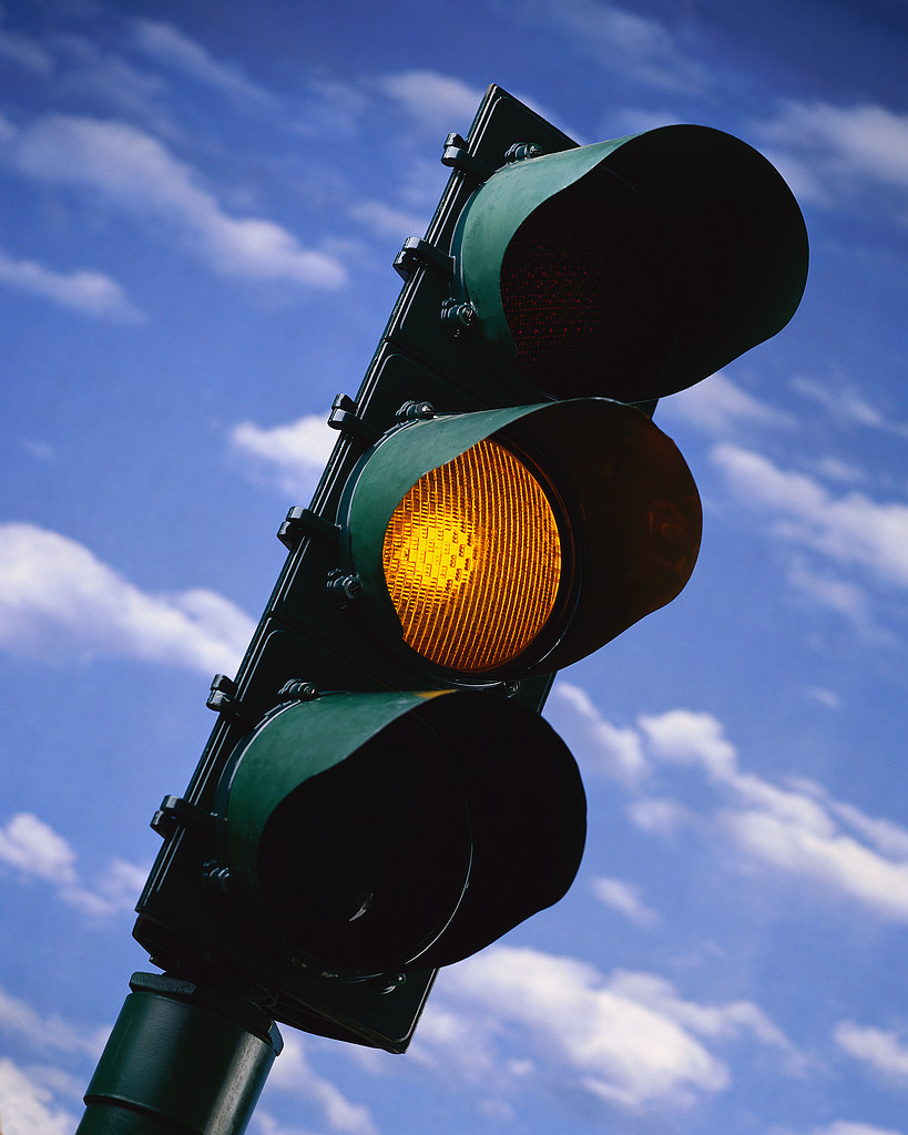 PRMS Ltd  | Credit Control | Amber Traffic Light