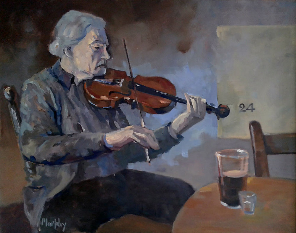 Fiddler at My Table