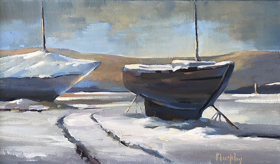 Boat Yard, Off Season
