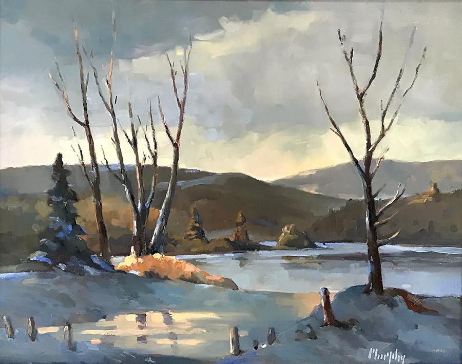 Winter on the Deerfield