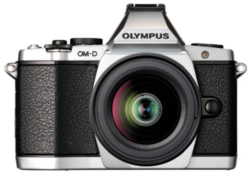 Olympus OM-D E-M5 one of the most expensive of the group but worth the investment
