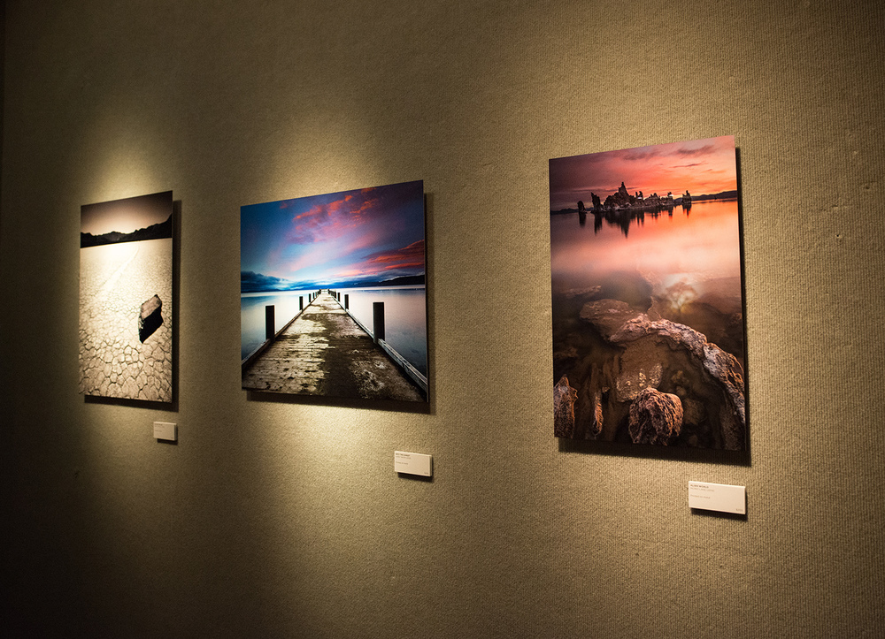 Sample rewards for investing in this project - high quality metal photography print