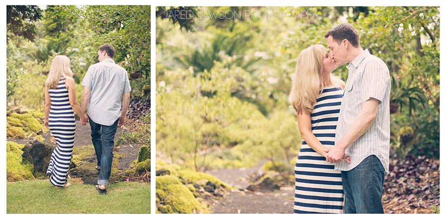 Maui, Hawaii Engagement Portraits