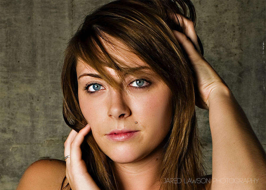 Sacramento Model Pictures Headshot