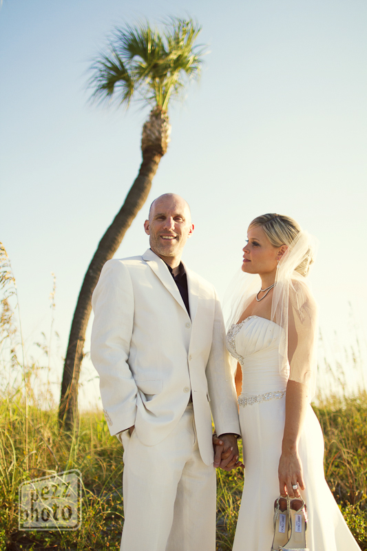 Betsy & Eilam at the Don CeSar, St. Pete Beach, FL