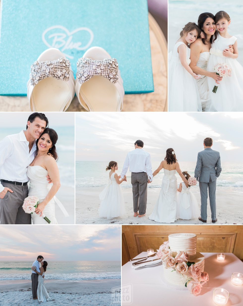 Vow Renewal Pezz Photo Ritz Carlton Beach Club