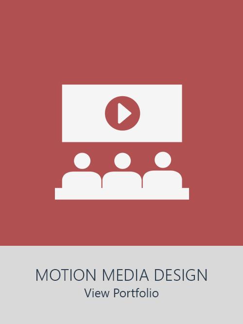 Motion Media Design Portfolio