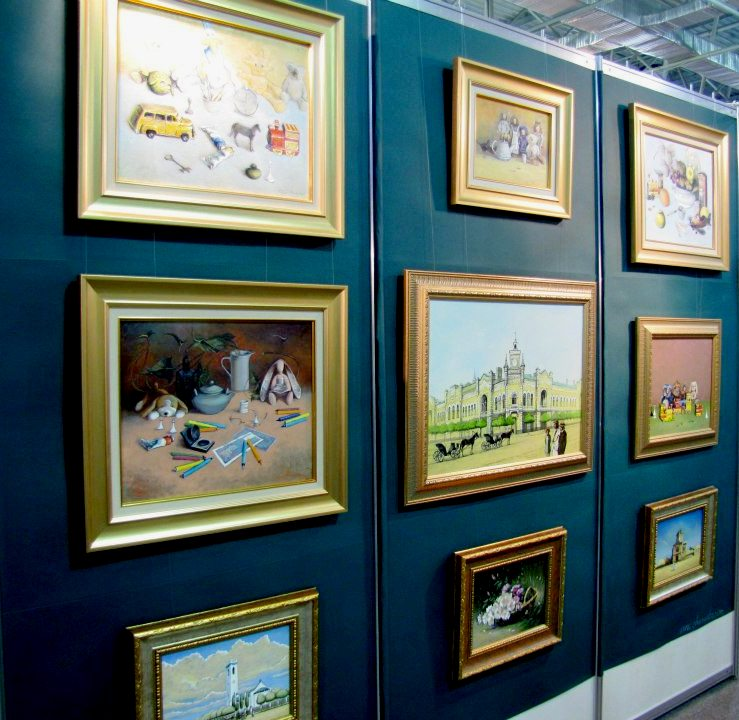 """Night of Art"", IWCM, Moldexpo, Chisinau, Moldova"
