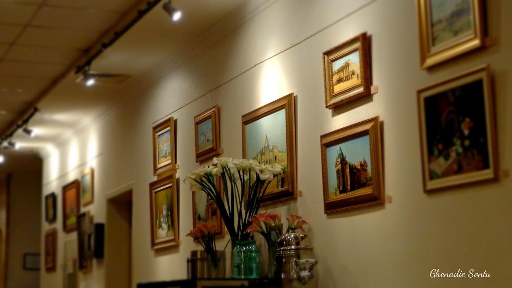 ART NEWS & PRESS PORTFOLIO - Find more stories and press articles about Ghenadie Sontu art.