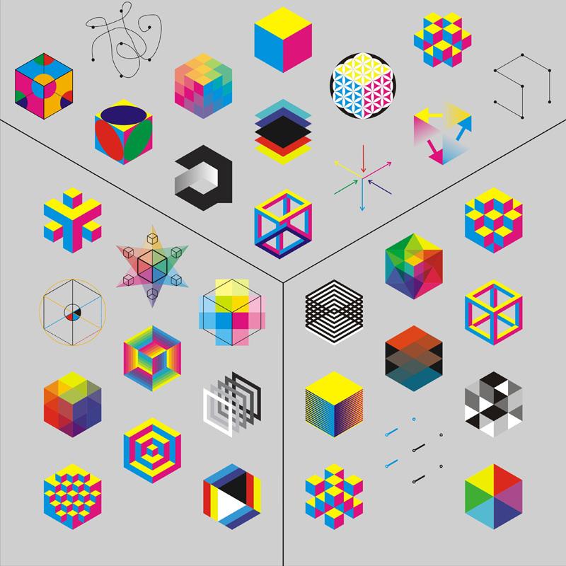 Колористика - учим цвета, цветовой круг. Хроматические и ахроматические цвета