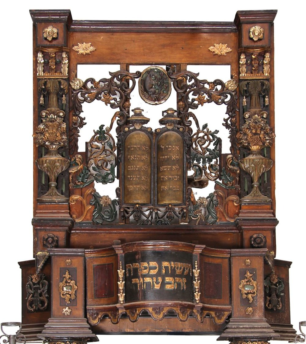 Aron Kodesh of the Great Synagogue of Siret in Romania 3.jpeg