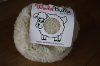 WoolieBullie is a sheepy-looking boucle yarn that is perfect for trimming hats, gloves, scarves, and other accessories.