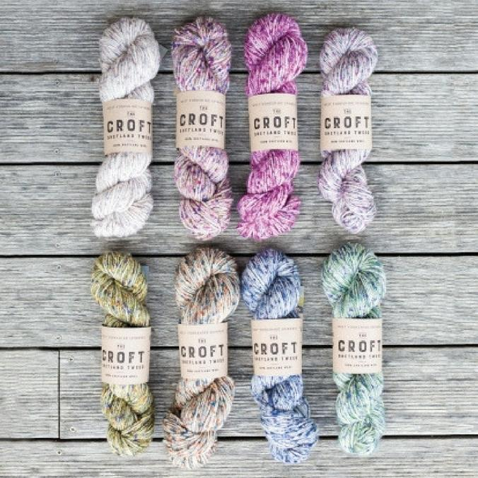 Popular Yarns - A variety of the Yarn Shop favorites including…