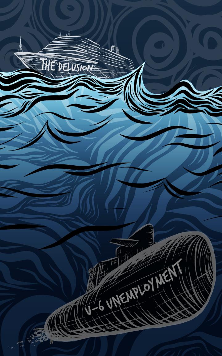 Helena Vigilante Cover | Adobe Ideas + Illustrator