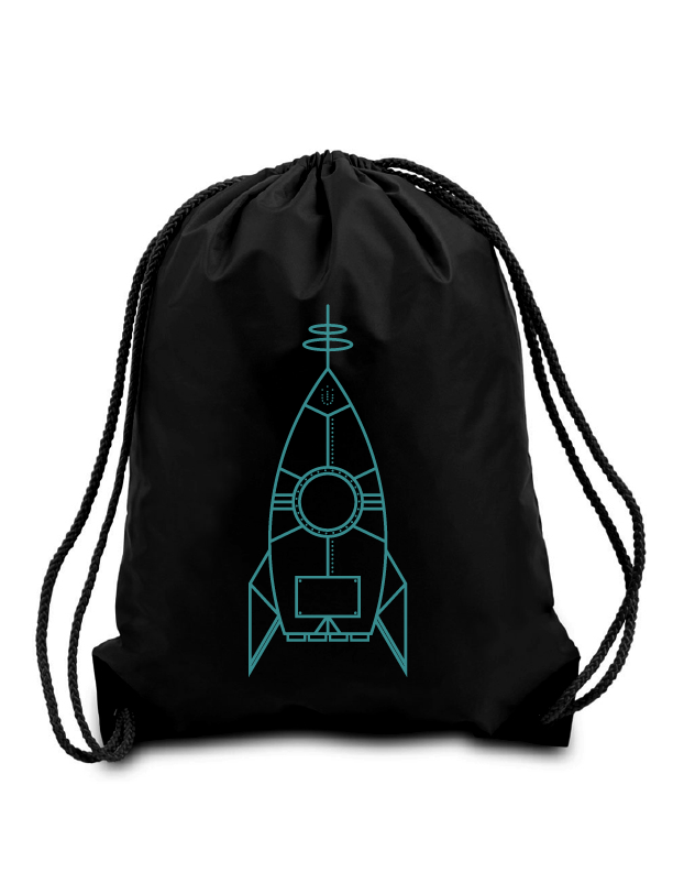 Company Rocket Swag Bag