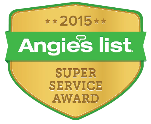 We are thankful to have the best customers in the Roanoke Valley and Southwest Virginia.  Through your continued support and appreciation for the services we provide, we have again been recognized by Angie's List as being in the Top 5% in the country!  Thank You All !    Tracee, Kevin & Staff