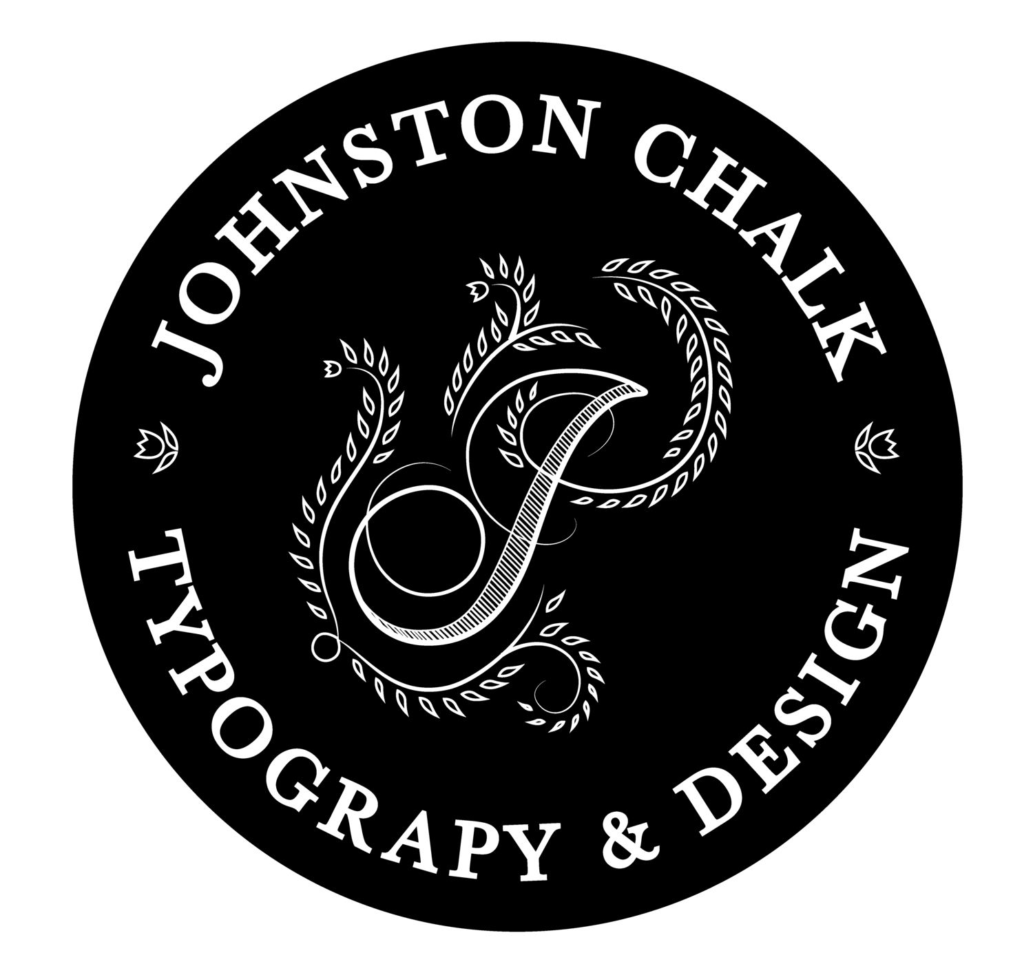 Johnston Chalk Typography & Design