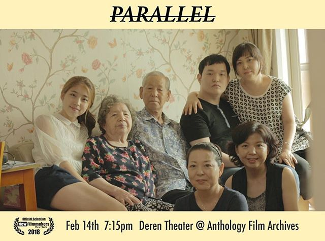 @talktojiwon is screening her work at Anthology Film Archive, New York City!! Make sure you'll get your ticket.