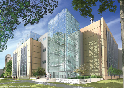 Lehman College, Bronx, NY (Preferred Builders, Inc., Gilbane Building Co.) LEED Report