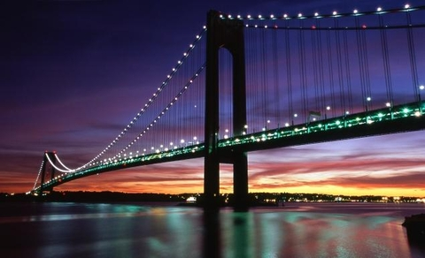 Rehabilitation of Verrazano-Narrows Bridge, NY (Phoenix Marine Co., Skanska)