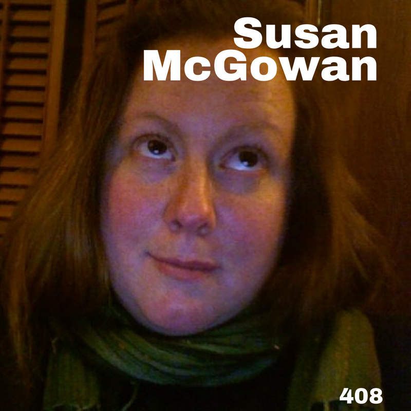 Susan McGowan is interested in how I have titled this post