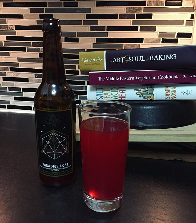 In an effort to build the brain strength required for continued existence on this planet I stopped using my phone between 10pm & 10am. It's been a drastic reduction in gram time but I still look at so many posts. Anyway, hi. I am loving this sour beer w Carolina reapers and new James Blake. And am excited to eat some tofu. Does anyone own a tofu press? I hate this stacking game I'm always playing. Should I buy one?