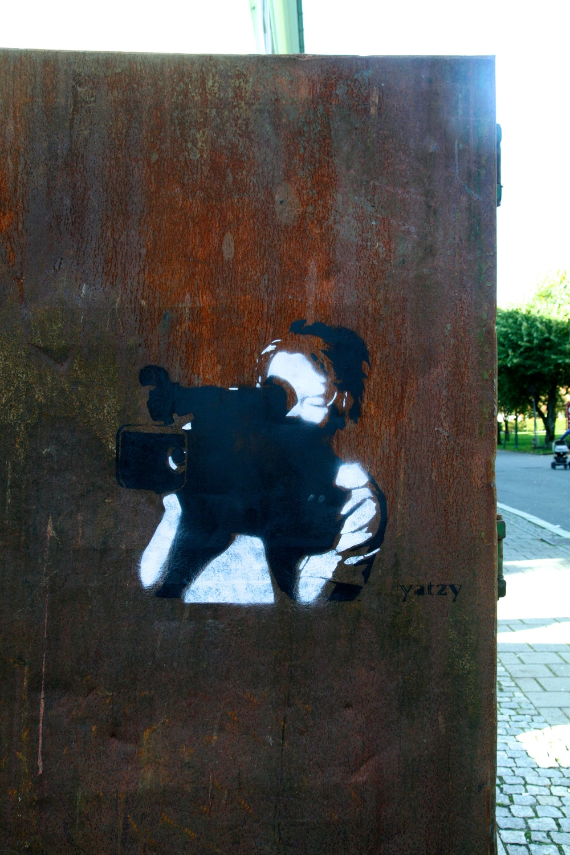 Stencil av Yatzy