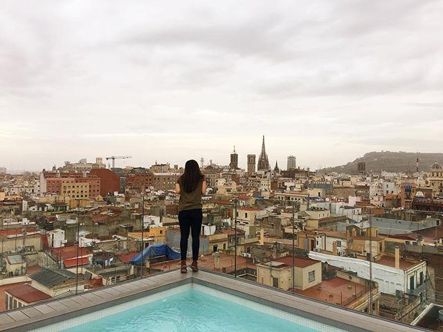Muy Bonita, Barcelona! #ZARAissocheaphere