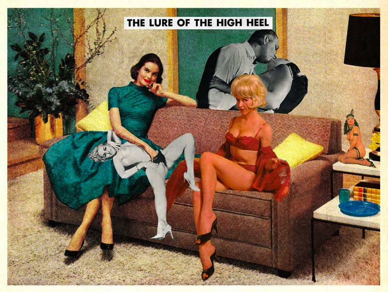 Sammy Slabbinck's 'The Lure Of The High Heel'
