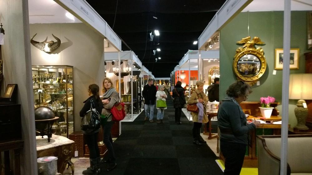The 2014 Decorative Fair at Battersea Park