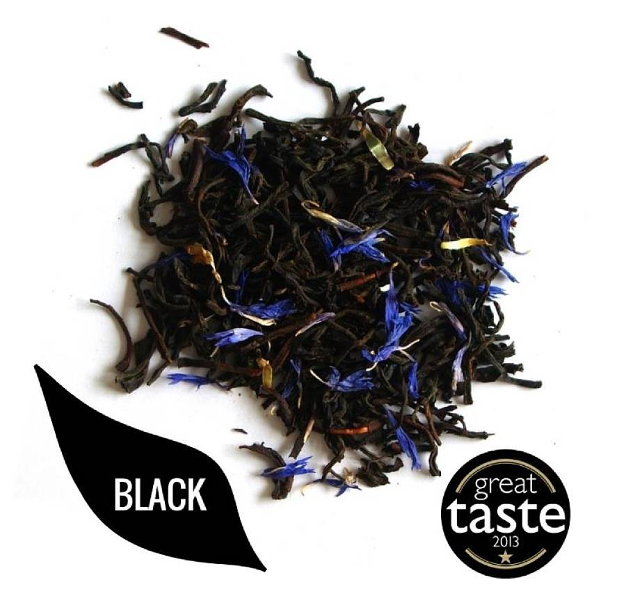 Mike and Krisi of Bluebird Tea Co are friends of mine and make the best blends of loose teas. I have tried this Earl Grey Creme and it is so fragrant.  Earl Grey Creme loose tea leaves, Bluebird Tea Co, £4.50
