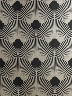Art deco style 101 sarah akwisombe - Tissu ameublement art deco ...