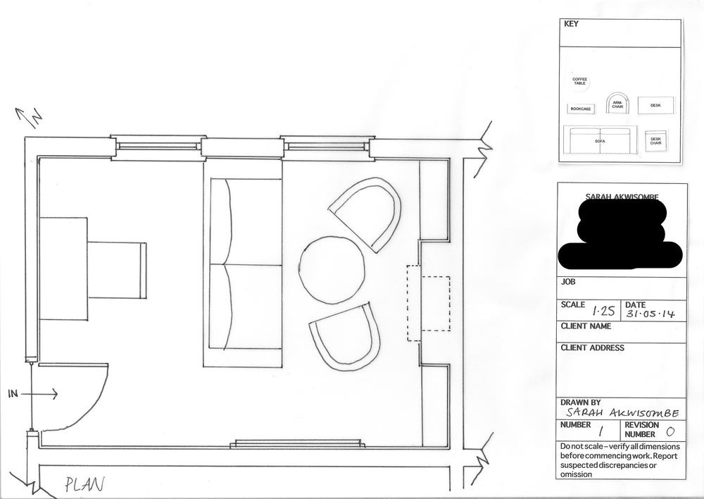 Interior Design Powerpoint Presentation Example Swot