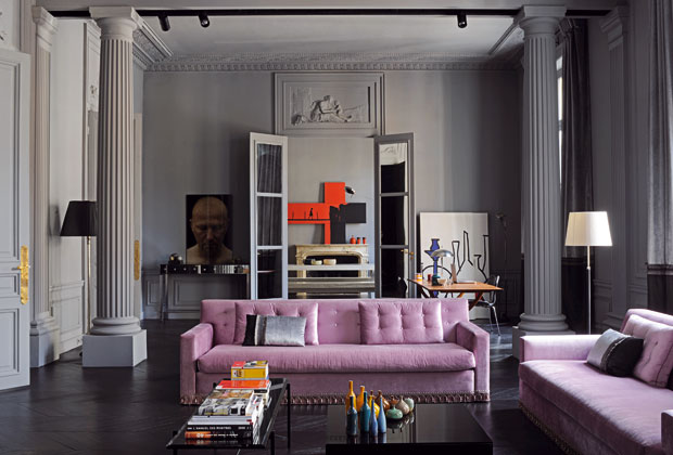 HOW TO CREATE A PARISIAN CHIC LOOK IN YOUR HOME