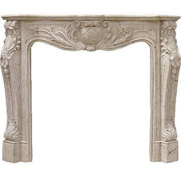 French fire surround, £321