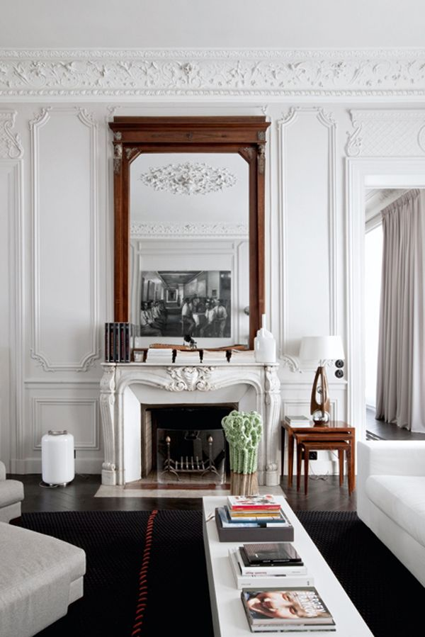 Paris interior design