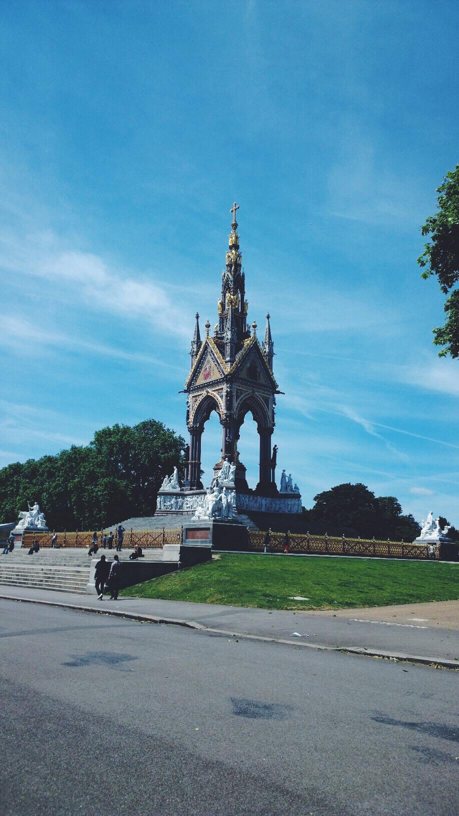 alberts memorial london