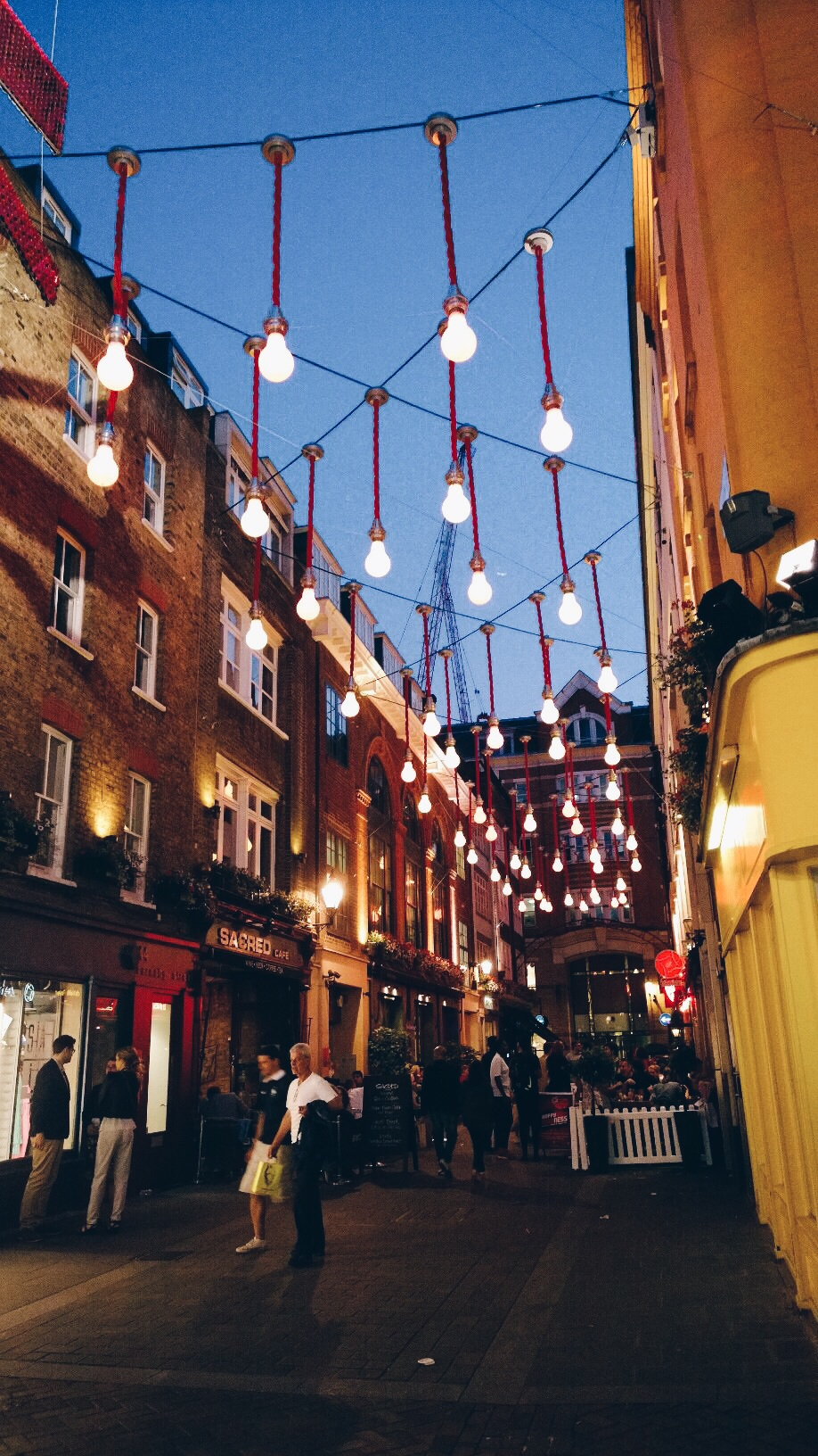 carnaby street london summer
