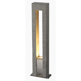 Arrock Arc granite outdoor bollard lights, £248.82